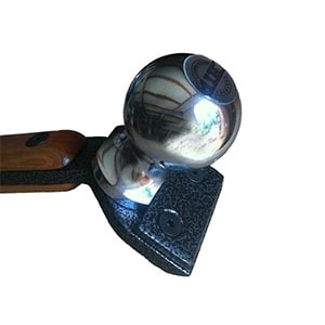 2 lb. Steel Ball Grip